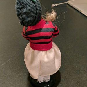 Vintage Holiday - Byers Choice Christmas Caroler Holiday Figurine